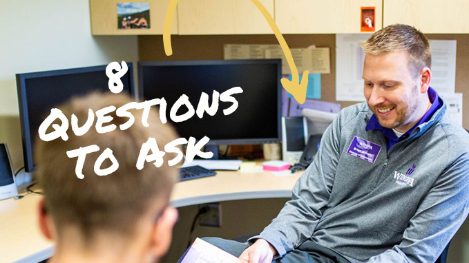 What to Ask Admissions