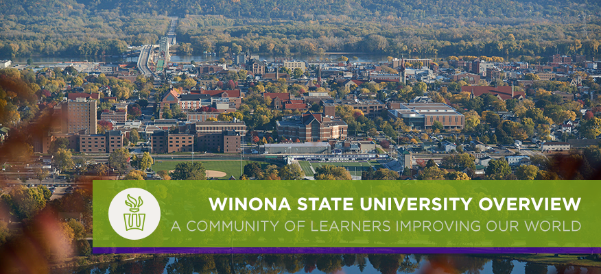 Winona State University Overview.