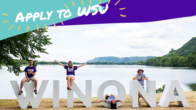 A Community of Learners Improving Our World - Winona State