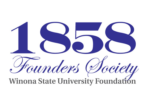 1858 Founders Society Logo