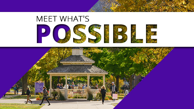 Meet What's Possible at WSU