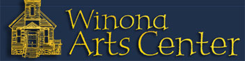This is the logo for the Winona Arts Center.