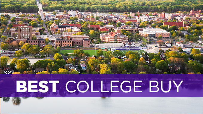 America's Best College Buys