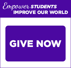 Empower Students, Improve Our World: Give Now