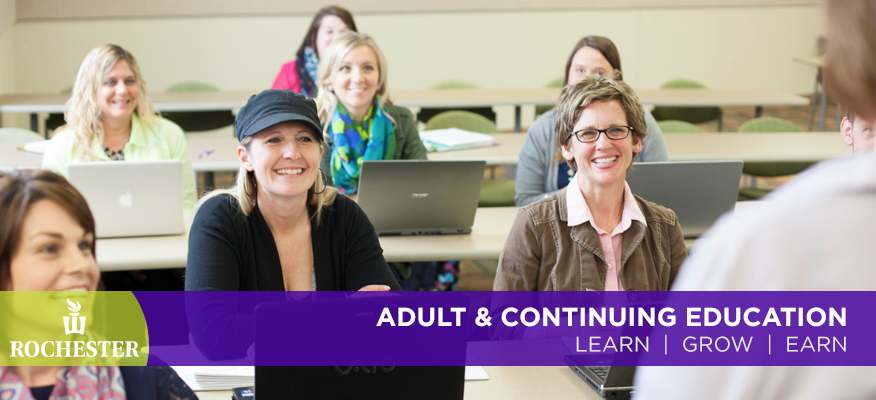 Adult & Continuing Education